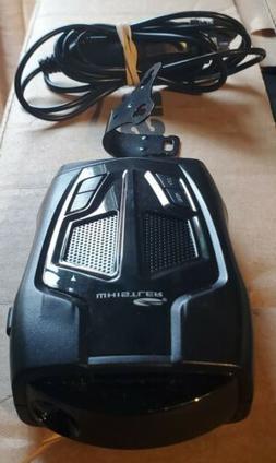 Whistler 360 Coverage Laser Radar Police Detector Vehicle Al