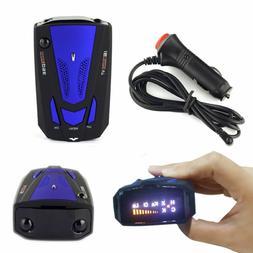 360 Degree Car 16 Band V7 GPS Speed Safety Radar Detector Vo
