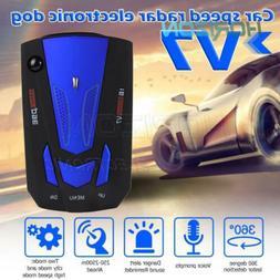 360 Degree Car 16 Band V7 GPS Safety Radar Detector Voice Al