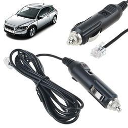 Car Power Charger For ESCORT SOLO S4 Cordless Radar Laser De