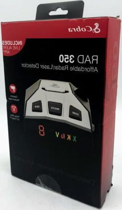 Cobra RAD 350 Radar/Laser Detector - 028377107207