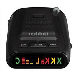 Uniden DFR1 Radar Detector with Readable Icon Display and Su