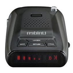 Uniden DFR5 Radar Detector with Dot Matrix Display & DC Char