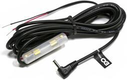 EDO Tech Direct HardWire Power Cord Kit for Whistler Radar L