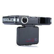 2 in 1, 360 degree auto radar detectors HD cameras, dashboar