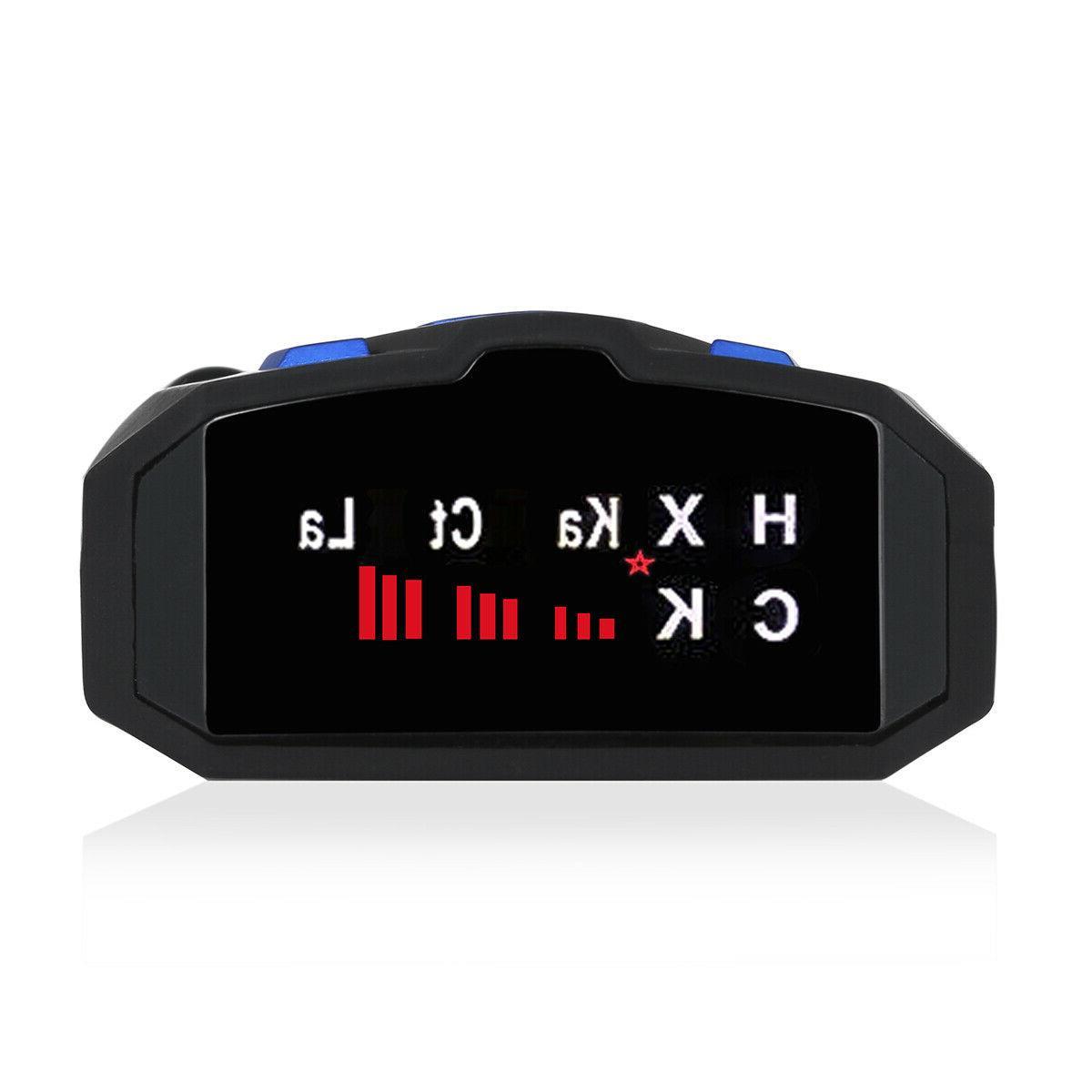Car 360 GPS Camera Police Radar Voice Alert