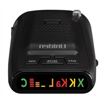 dfr1 radar detector with readable icon display