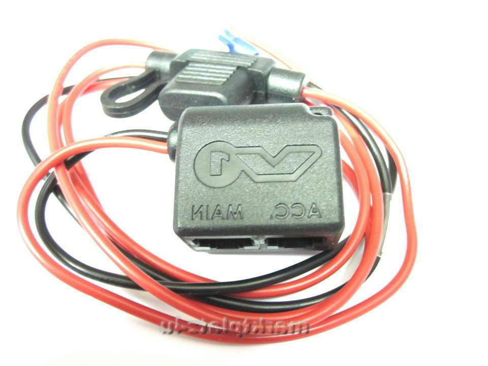 direct hard wire power adapter for v1