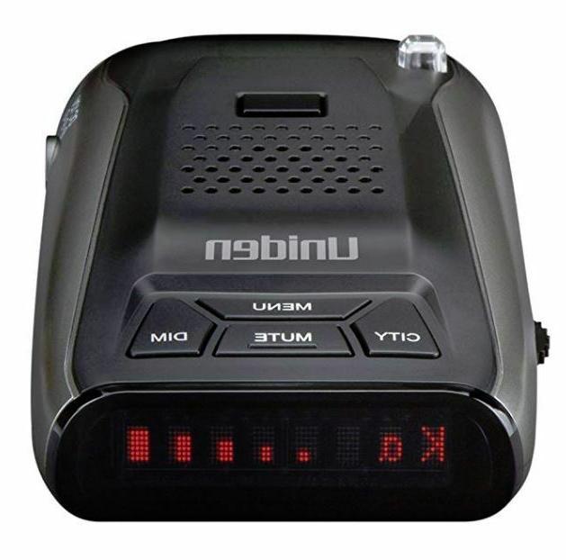 Uniden Laser Ultra Long DFR5 Voice Cobra