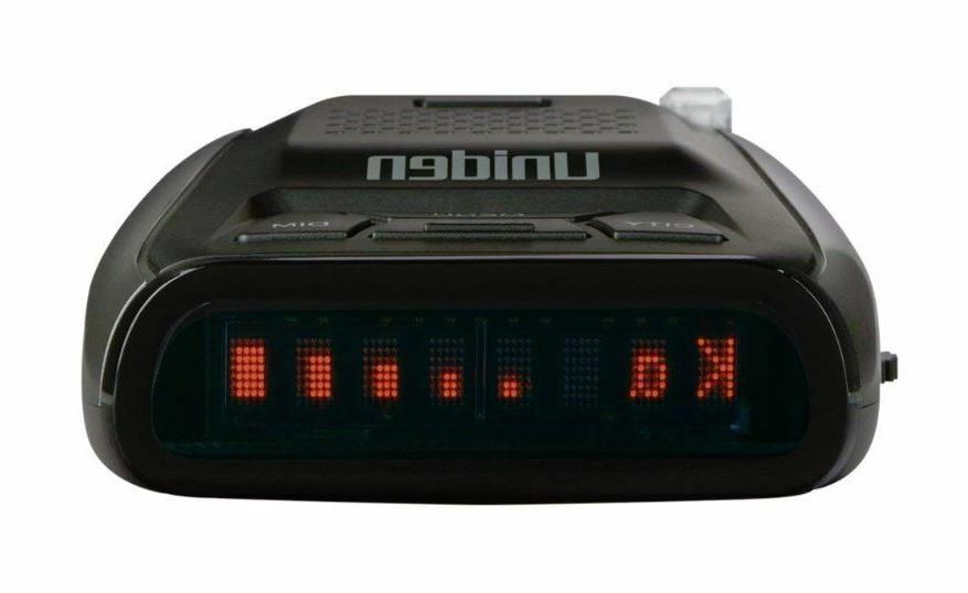 Uniden Laser Radar Ultra DFR5 Voice Cobra