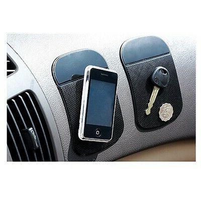 mini 2pc car sticky pad anti slip