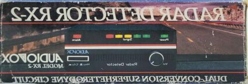 new in box true vitnage rx 2