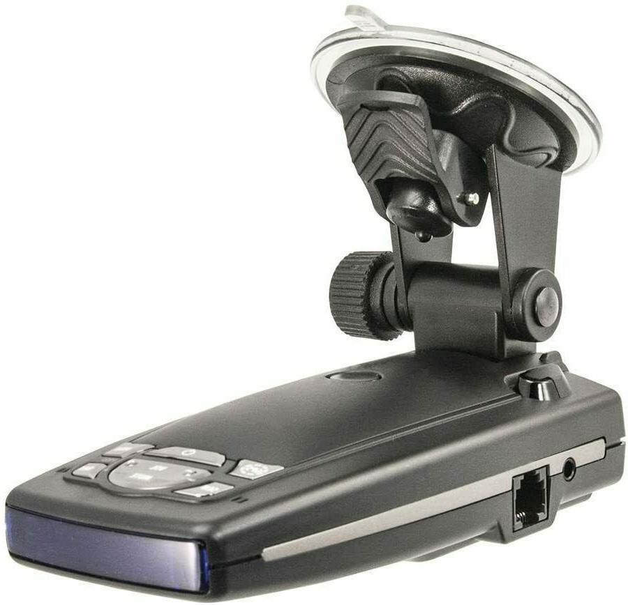 radar detector car windshield mount easy to