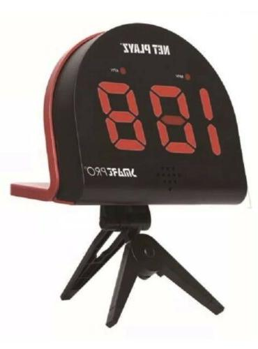 smart pro personal sports radar detector baseball