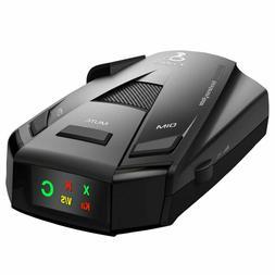 Best COBRA 360 Radar Detector For Cop Cars Police Scanner Pr