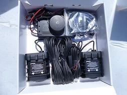 NEW K40 RL360i Built-in Radar Detector Jammer Complete Kit