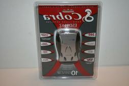 NEW SEALED Cobra 10 Band 360 Laser Radar Detector ESD-9117 S