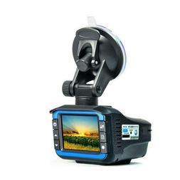 Portable Auto Radar Detectors with DVR Dash Cam Vehicle Anti