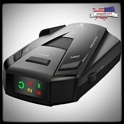 Radar Detector Laser Police Alert Car Speed Safety COBRA 12-