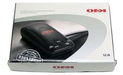 K40 RLS2 Portable All-Band Radar And Laser Detector With GPS