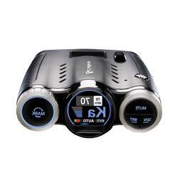 Cobra Road Scout - 2 in 1 Radar/Laser Detector GPS and 1080p