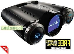 Cobra Road Scout - 2 in 1 Radar/Laser Detector GPS and 1080p