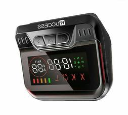 Ruccess Police Radar Detector For Russia Gps Speed Laser Ban