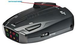 Self Recording DVR Radar Detector Hidden Covert Spy Nanny Ca