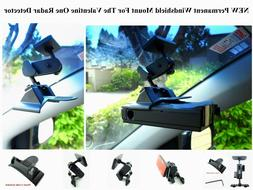 Set New Designed Permanent Windshield Mount For The Valentin