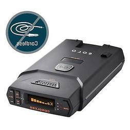 ESCORT SOLO S4 Cordless OLED Portable Radar Laser Detector 0