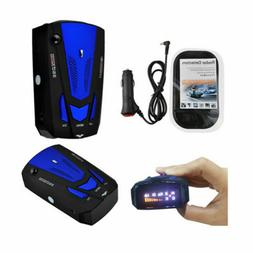V7 Cobra 16 Band 360 Car GPS Warning Laser Radar Detector Vo