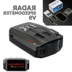 V9 Radar Detector Car Truck Speed Laser Lazer Cop Alarm Auto