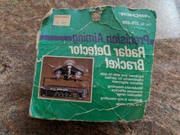 Vintage Archer 270-038 Radar Detector WINDOW SUCTION MOUNT R